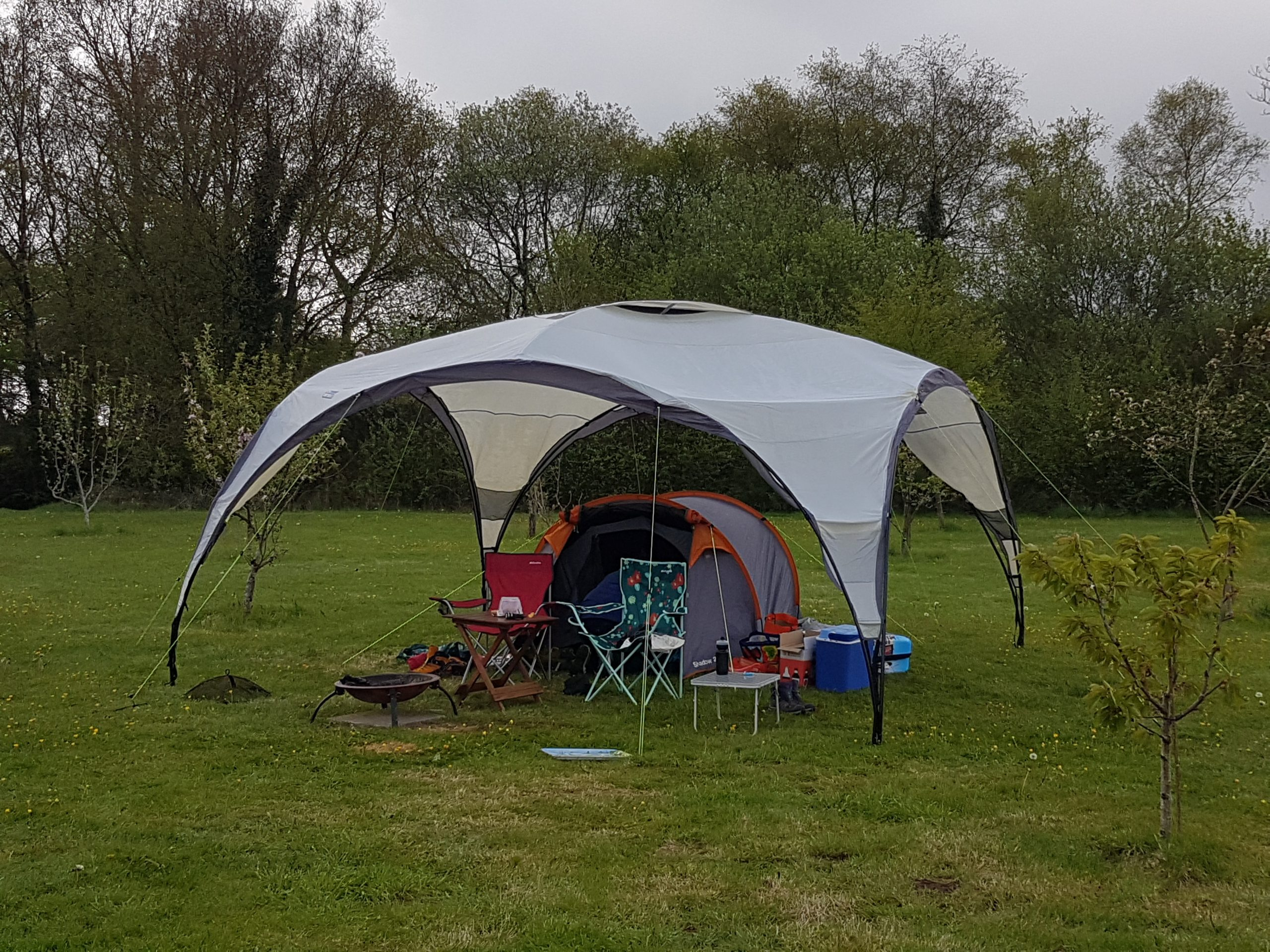 Dome tent for hire